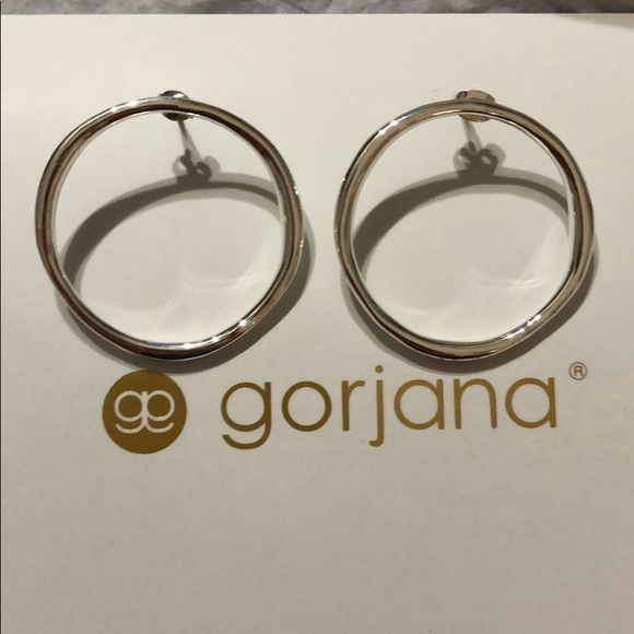 Gorjana Jewelry - Beautiful Gorjana Hoop Earrings